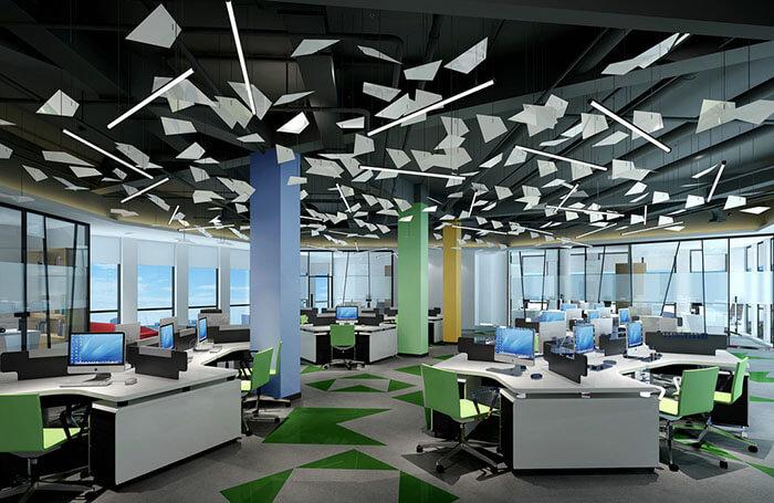 创意办公室灯具定制