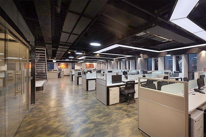 办公室灯具厂家