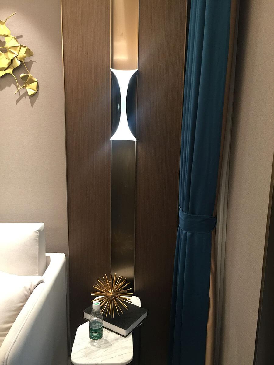 无锡某高端楼盘样板房灯具定制-孙氏照明设计