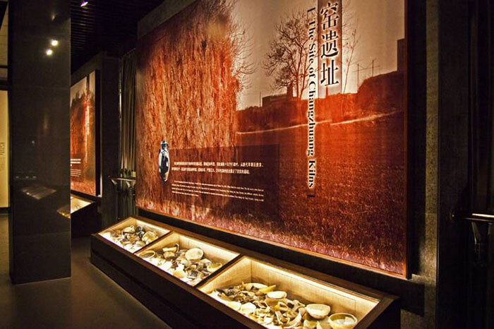 博物馆照明设计,这是你不知道的秘密-孙氏照明设计 博物馆照明灯具必须具有高显色性