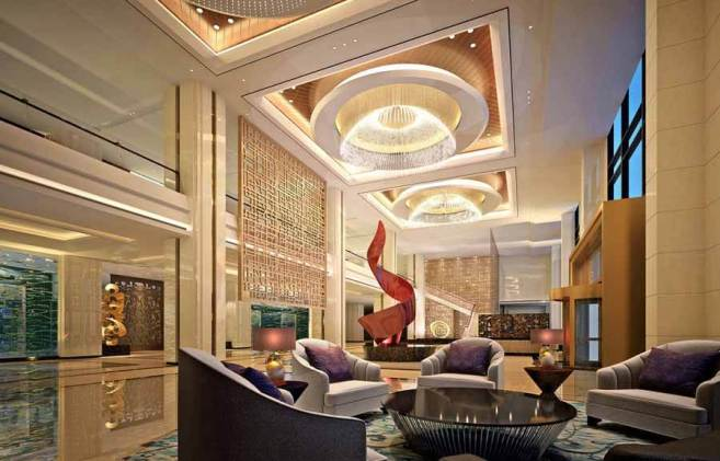 酒店智能灯光系统